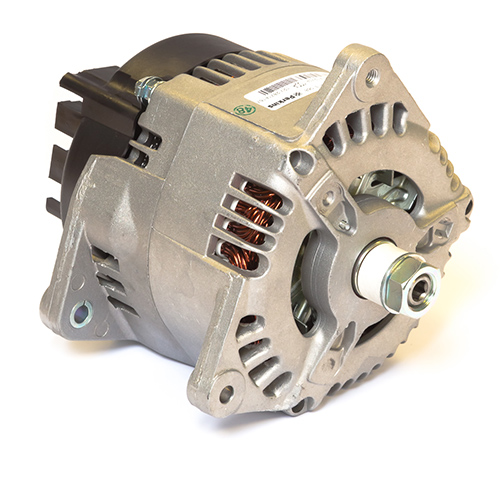 Perkins alternators