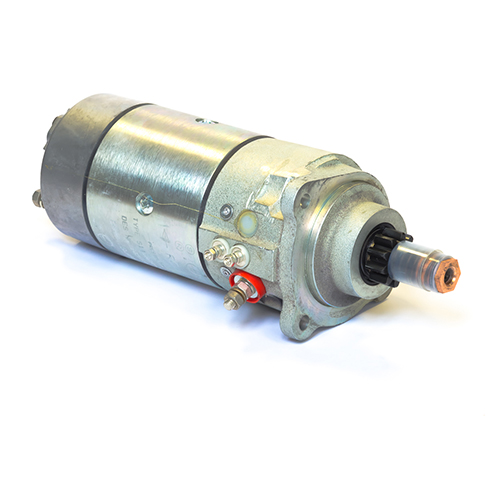 Perkins starter motors