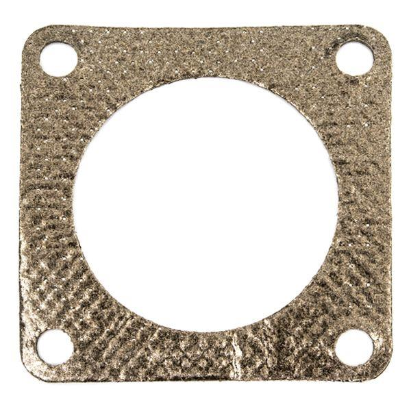 Exhaust manifold section gasket