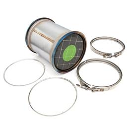 DPF filter assembly