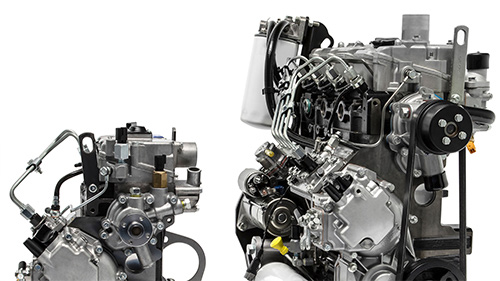 Perkins engines and blocks