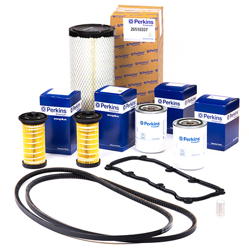 Perkins  service kits